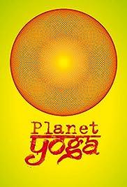 Planet Yoga Poster