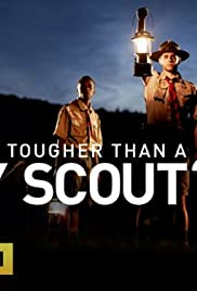 Are You Tougher Than a Boy Scout? Poster