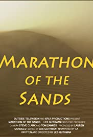 Marathon of the Sands Poster