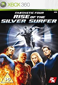 Primary photo for Fantastic Four: Rise of the Silver Surfer