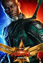 Djimon Hounsou in Captain Marvel (2019)
