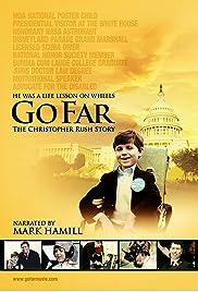Go Far: The Christopher Rush Story Poster