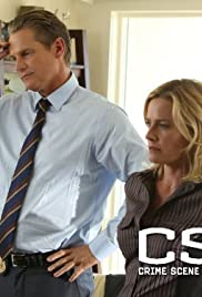 CSI on Fire Poster