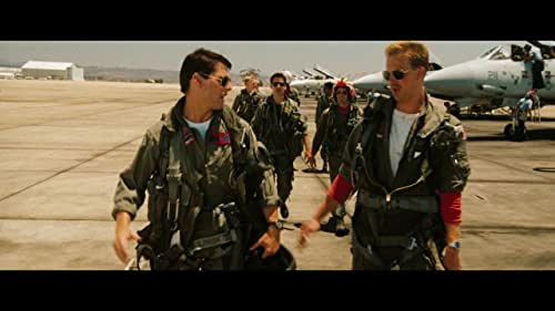 Watch the trailer for the 3D re-release of Top Gun.