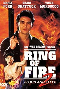 Primary photo for Ring of Fire II: Blood and Steel