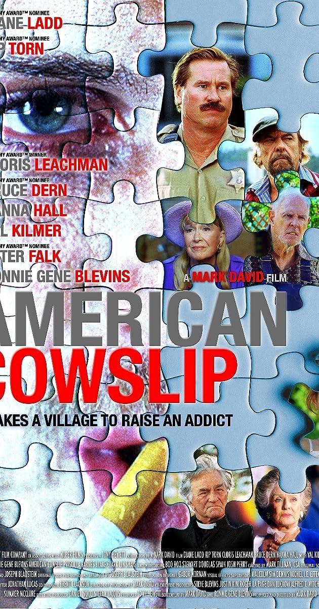 Subtitle of American Cowslip