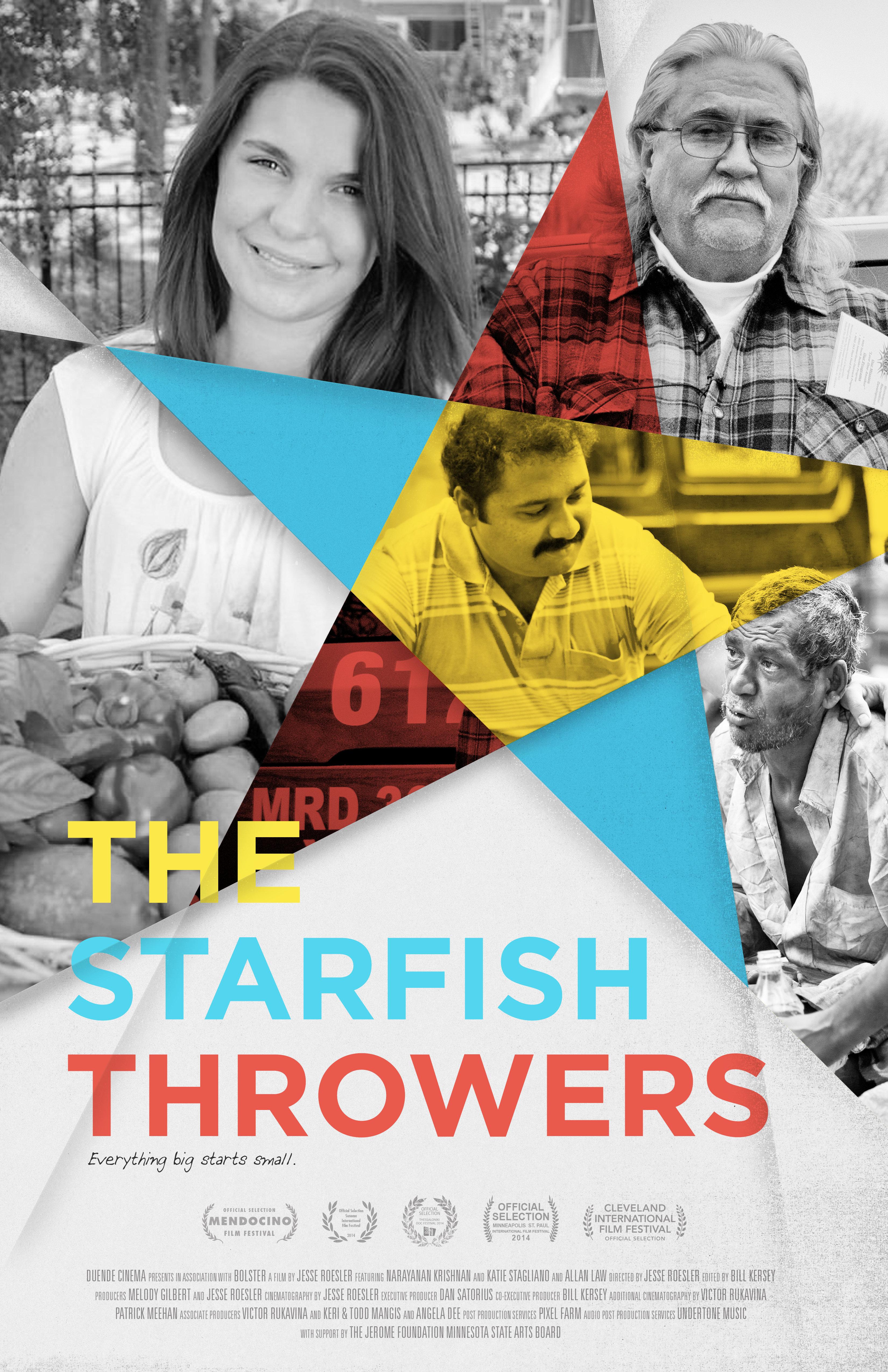 The Starfish Throwers 2014