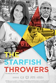 The Starfish Throwers Poster