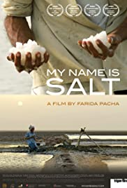My Name Is Salt Poster