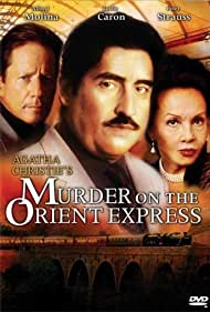 Alfred Molina, Leslie Caron, and Peter Strauss in Murder on the Orient Express (2001)