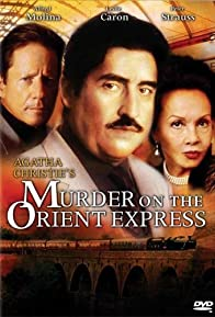 Primary photo for Murder on the Orient Express