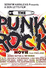 The Punk Rock Movie from England (1978) Poster - Movie Forum, Cast, Reviews
