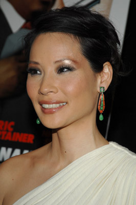 Lucy Liu at an event for Code Name: The Cleaner (2007)