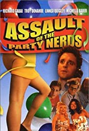 Assault of the Party Nerds(1989) Poster - Movie Forum, Cast, Reviews