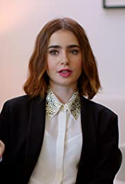 Lily Collins - Follow Your Intuition Poster
