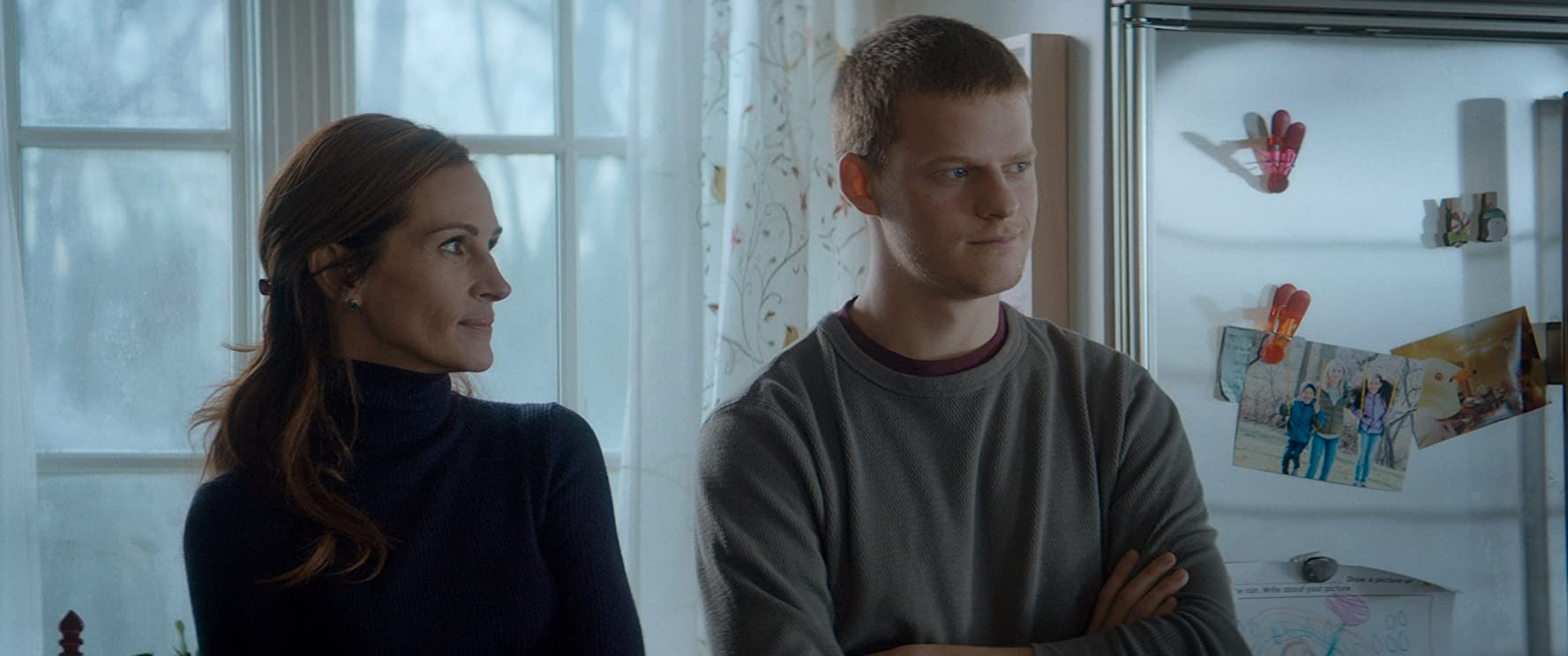 Julia Roberts si Lucas Hedges in Ben Is Back (2018)