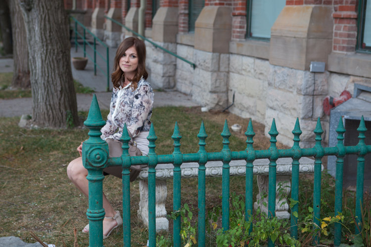 Meghan Heffern stars in A Sunday Kind of Love