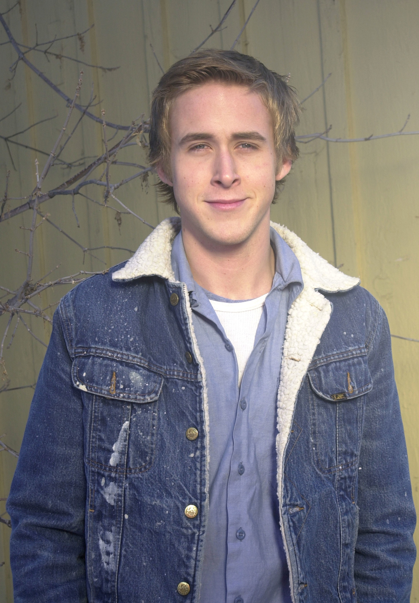 Ryan Gosling at an event for The Believer (2001)