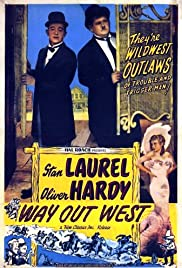 Way Out West (1937) 1080p