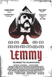 Lemmy(2010) Poster - Movie Forum, Cast, Reviews