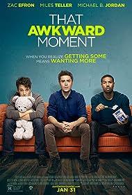 Michael B. Jordan, Zac Efron, and Miles Teller in That Awkward Moment (2014)