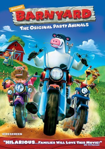 Barnyard 2006 Hindi Dual Audio 322MB HDRip Download