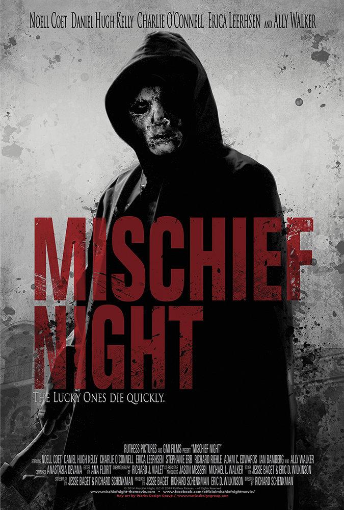 Noite das Travessuras [Dub] – IMDB 4.6