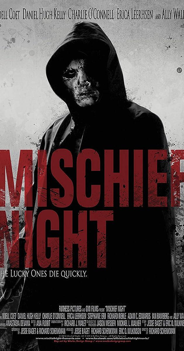 Subtitle of Mischief Night