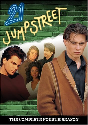 21 JUMP STREET (1 Sezonas)