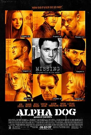 Where to stream Alpha Dog