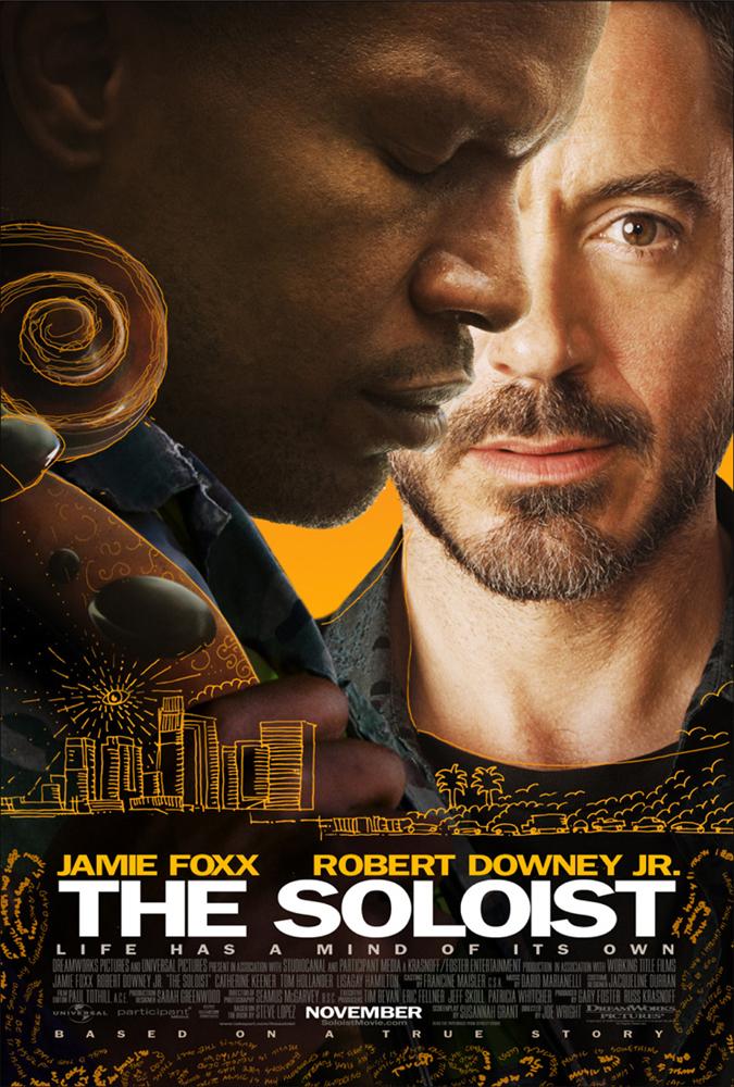 O Solista [Dub] – IMDB 6.7