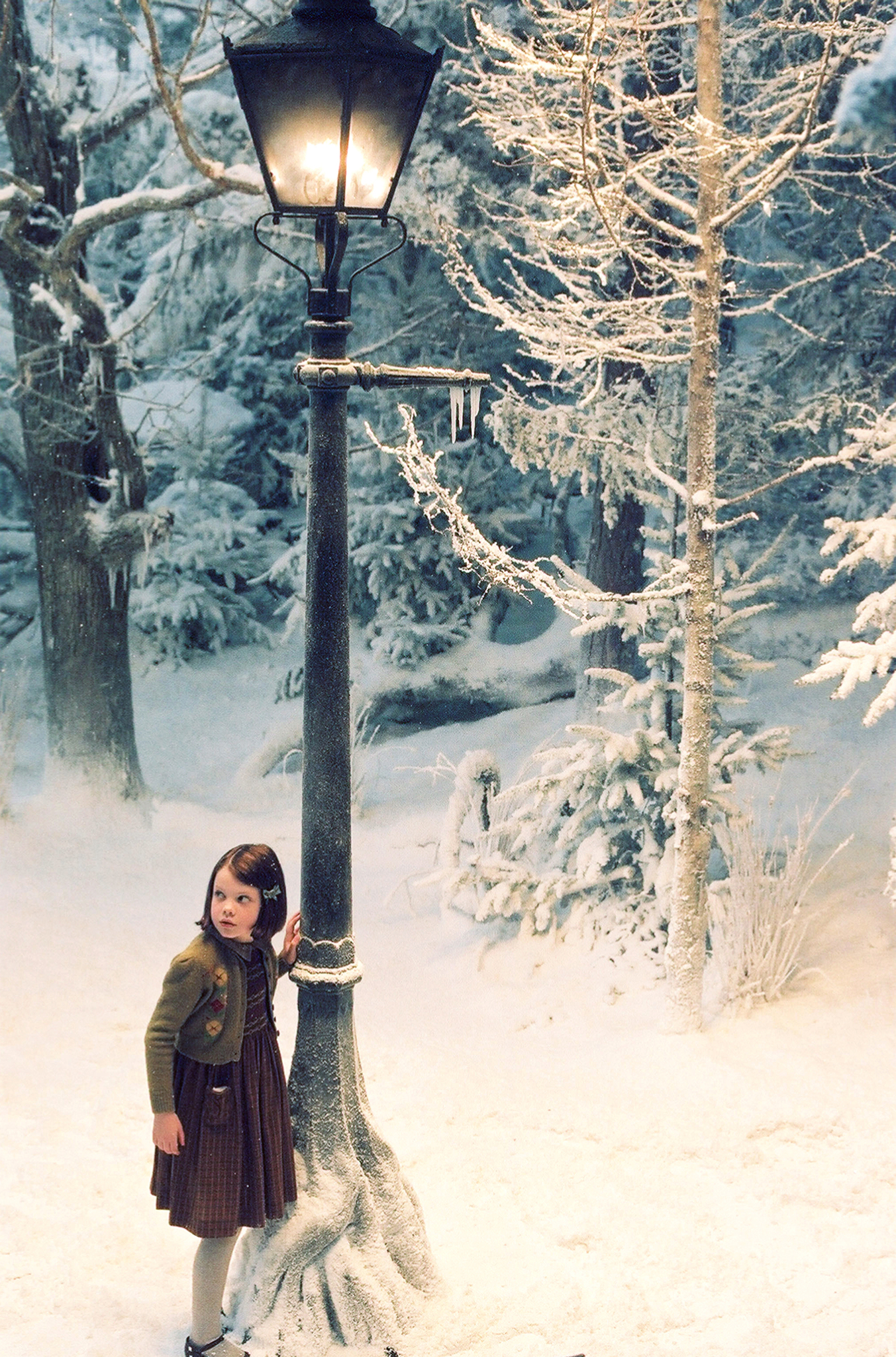 Georgie Henley in The Chronicles of Narnia: The Lion, the Witch and the Wardrobe (2005)