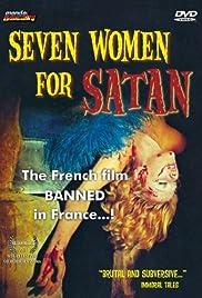 Seven Women for Satan(1976) Poster - Movie Forum, Cast, Reviews