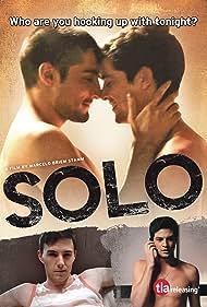 Patricio Ramos, Mario Verón, and Mike Zubi in Solo (2013)