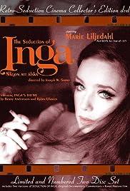 The Seduction of Inga Poster