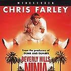 Chris Farley in Beverly Hills Ninja (1997)