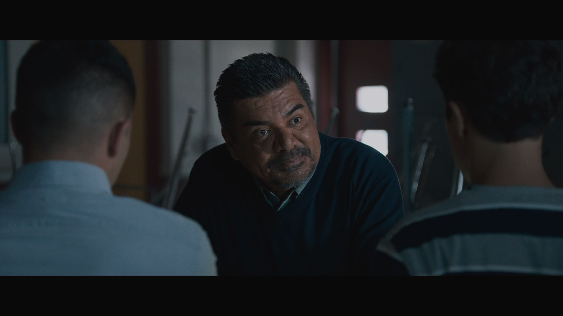 George Lopez in Spare Parts (2015)
