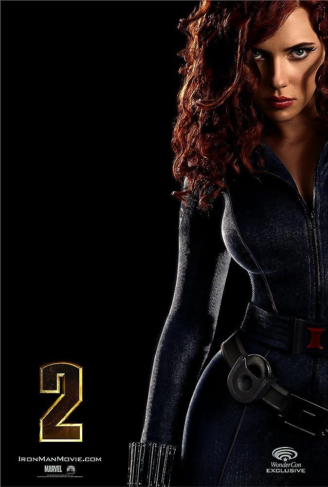 Scarlett Johansson in Iron Man 2 (2010)