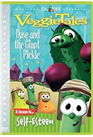 Veggietales Dave And The Giant Pickle Larryboy