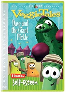 Movie downloads for free sites VeggieTales: Dave and the Giant Pickle by Phil Vischer [320x240]