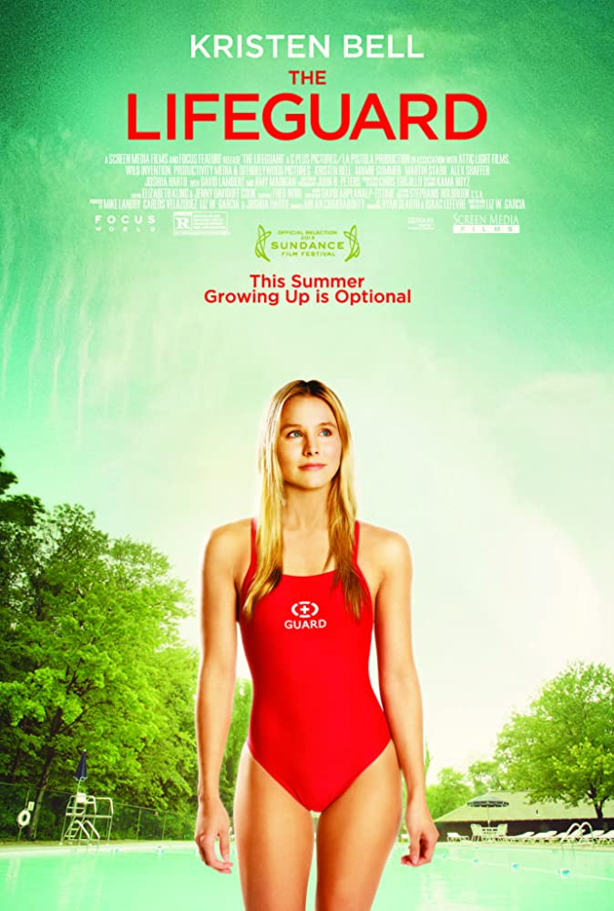 18+ The Lifeguard 2020 English Hot Movie 720p BluRay 600MB x264 AAC
