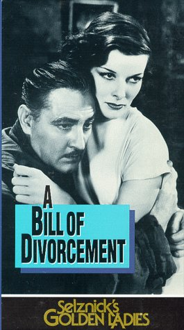 a bill of divorcement movie