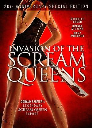 Where to stream Invasion of the Scream Queens