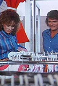 Michael Landon and Jenny Sullivan in Highway to Heaven (1984)