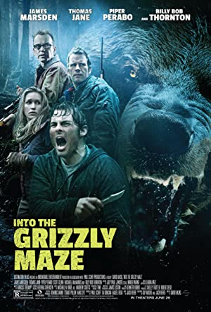 Permalink to Movie Into the Grizzly Maze (2015)