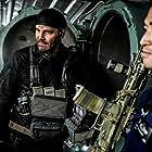 David Boreanaz and Derek Mio in SEAL Team (2017)