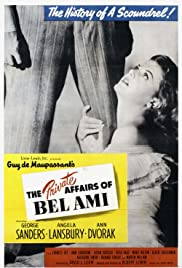 The Private Affairs of Bel Ami (1947) Poster - Movie Forum, Cast, Reviews