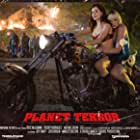 Rose McGowan and Marley Shelton in Planet Terror (2007)