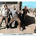 Lee Marvin, Raymond Guth, John Hudkins, and G.D. Spradlin in Monte Walsh (1970)
