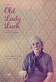 Old Lady Luck Poster